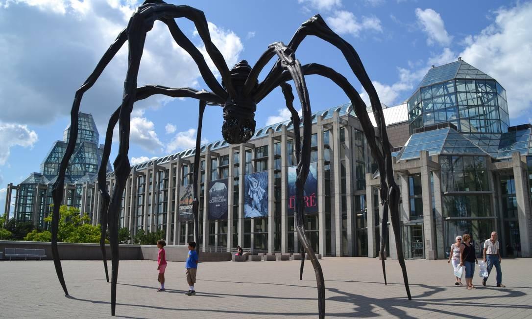 Capital do Canadá surpreende visitantes com belos prédios e bons museus