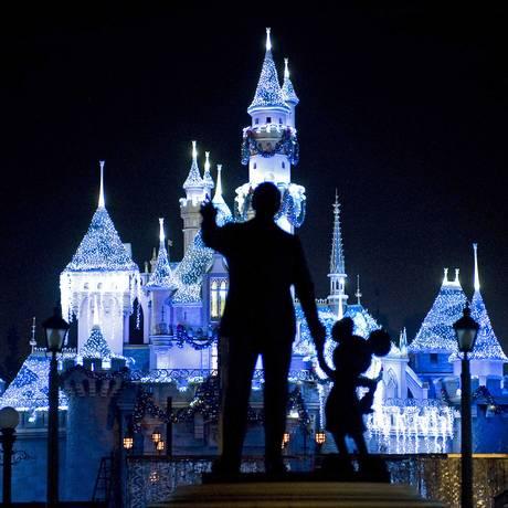 O Castelo da Bela Adormecida, em Magic Kingdom: ingressos mais caros para os parques Foto: H. Lorren Au Jr. / AP
