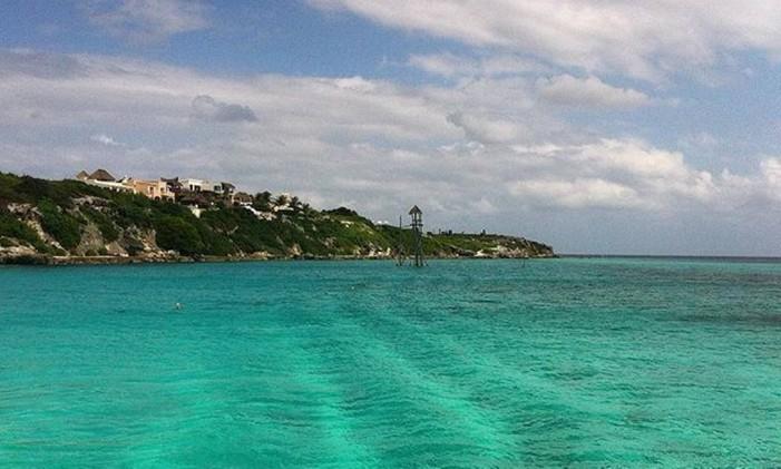 Parque Garrafón na Isla Mujeres, México Foto: @deisegom / Instagram