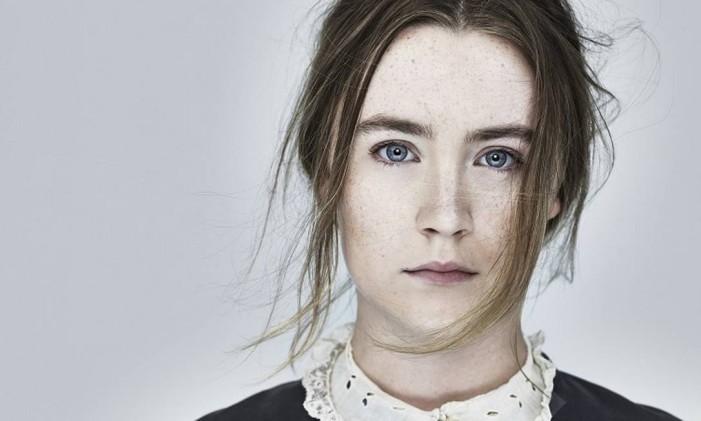 "Saoirse Ronan estrela ""The crucible"", de Ivo van Hove para ""As bruxas de Salém"", de Arthur Miller Foto: James Minchin III/Divulgação"