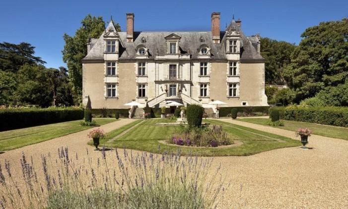 Château de Noizay Foto: M. Bielza / Château de Noizay/Divulgação