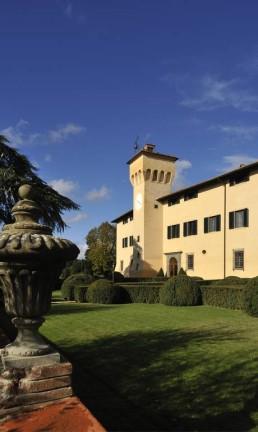 Castello del Nero Foto: Andrea Getuli / Divulgação
