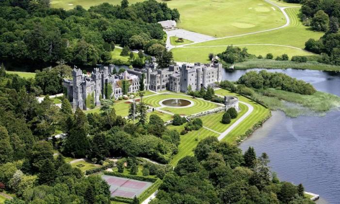 Ashford Castle, Irlanda Foto: Divulgação / Divulgação