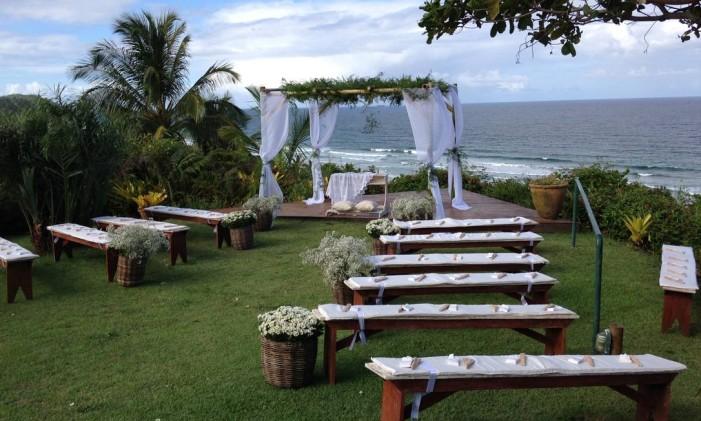 Txai Resort em Itacaré, Bahia Foto: Divulgação