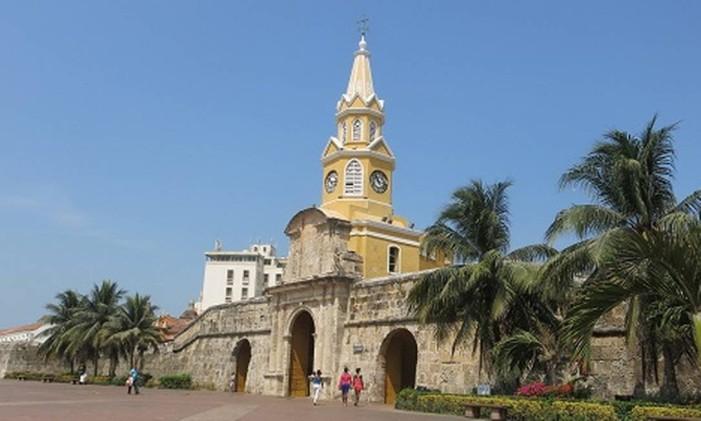 Cartagena das Índias, Colômbia Foto: Raquel Cordeiro / Arquivo O Globo