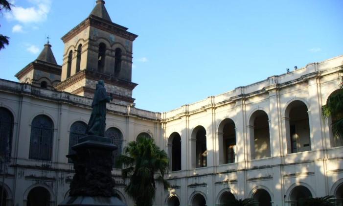 Igreja da Comapnhia de Jesus Foto: Eduardo Maia