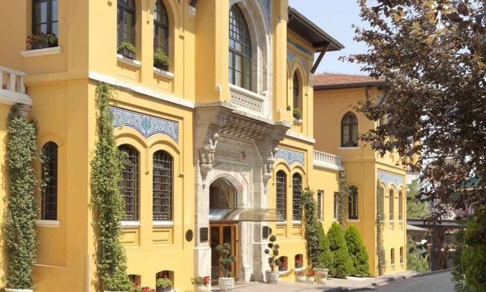 Four Seasons Sultanahmet, em Istambul Foto: Paul Thuysbaert / Divulgação