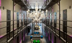 Het Arresthuis, em Roermond, na Holanda Foto: Frank Eggels / Divulgação