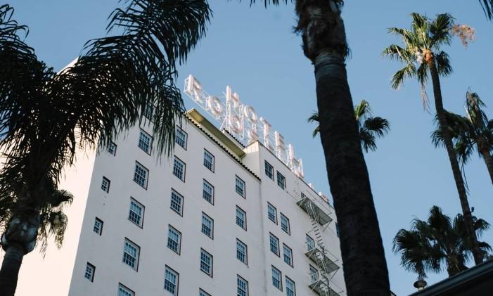 Hollywood Roosevelt Hotel, em Los Angeles Foto: Divulgação