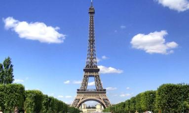 Número 1. Paris é a cidade favorita dos turistas, segundo o Trip Advisor Foto: Divulgação
