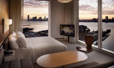 Mais barato. Em Nova York, hotéis quase 10% mais baratos em 2017 Foto: Divulgação