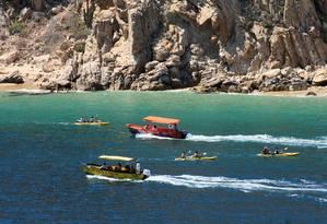Cabo San Lucas. Uma das estrelas do turismo mexicano Foto: Carla Lencastre