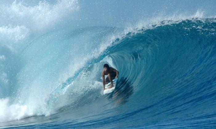 Indonésia. As 70 ilhas de Mentawai são um paraíso para os surfistas Foto: Mentawai Surf Resort/Divulgação