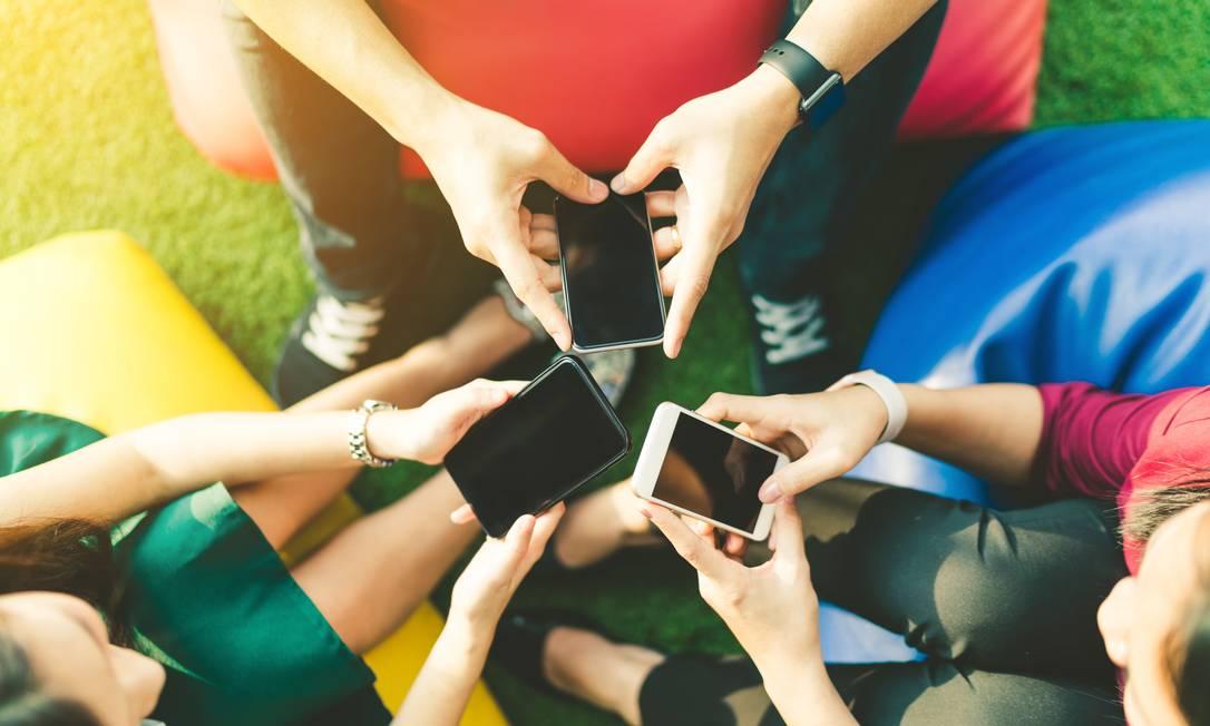Viciados: 'Esta geração tem uma ferramenta maravilhosa em mãos', diz pesquisadora Foto: Shutterstock
