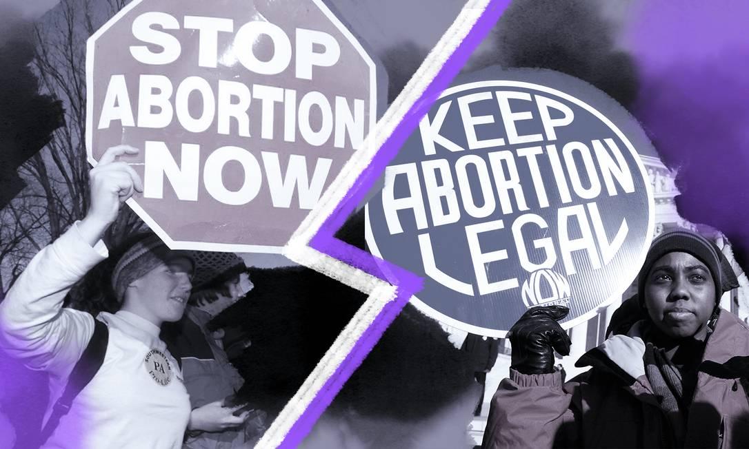 """O estado americano do Alabama está propondo uma lei que torna o aborto crime punível com até 99 anos de cadeia; o projeto foi chamado de """"sentença de morte para as mulheres"""" e poderá criminalizar a realização de abortos inclusive em casos de estupro e incesto. Foto: O Globo"""