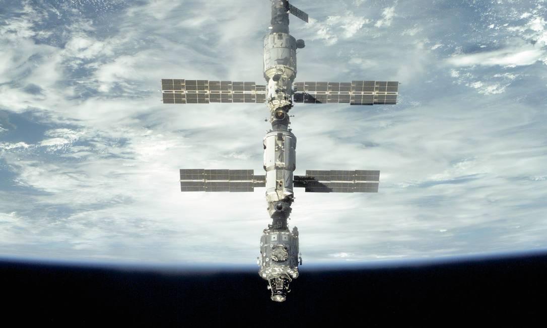 Nasa vai abrir a Estação Espacial Internacional para turistas a partir de 2020 Foto: Reuters/Nasa