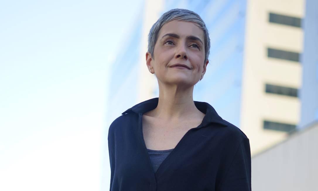 A antropóloga e cineasta Debora Diniz Foto: Divulgação