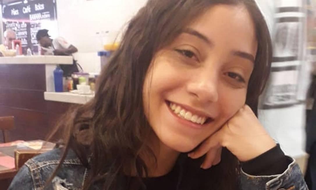 Rebecca Campos quer cursar Jornalismo na UFF Foto: Arquivo pessoal