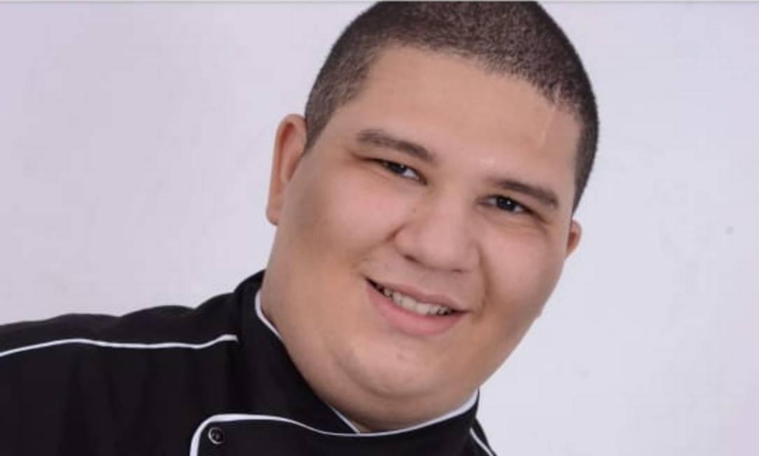 Matheus Acioli, 23 anos, vítima da Covid-19 no Rio Grande do Norte Foto: Divulgação
