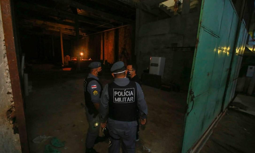 Policiais cumpriram mandados em Manaus e Manacapuru Foto: Divulgação/SSP-AM