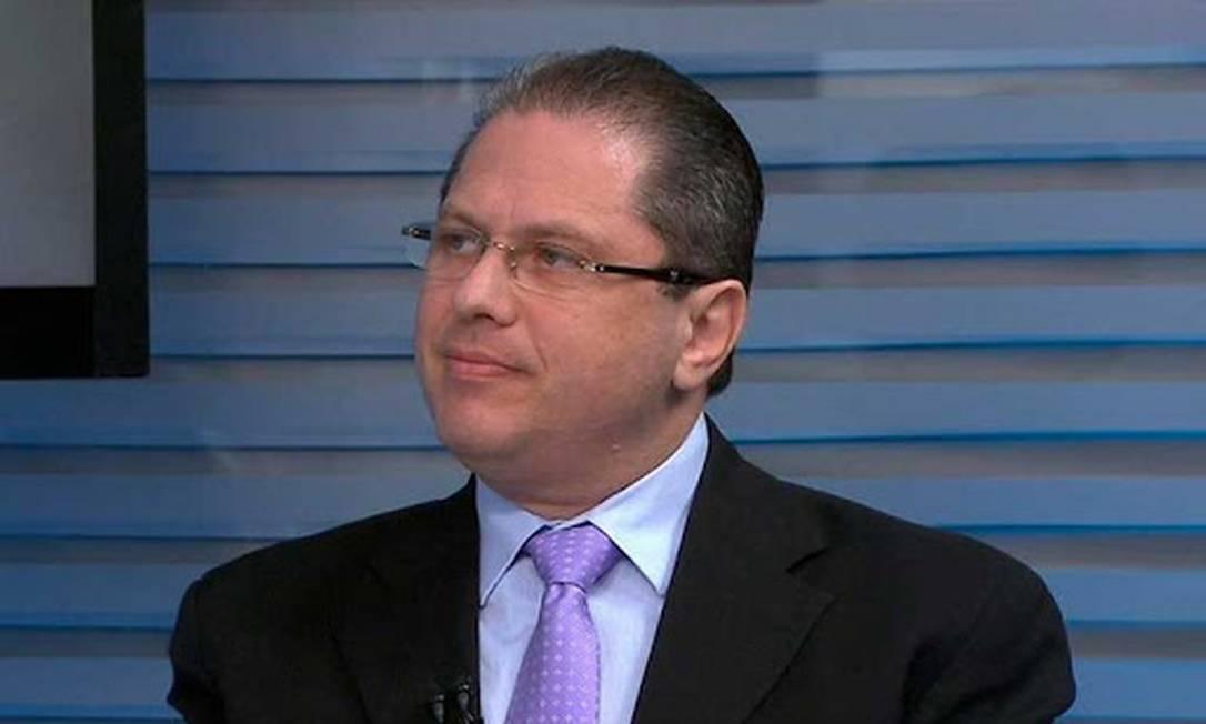 O secretário de saúde de São Paulo, Jean Gorinchteyn, em foto de arquivo Foto: Reprodução
