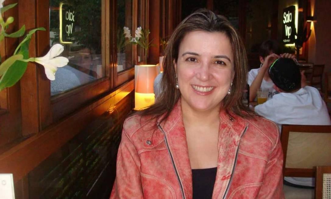 Secretaria Extraordinária de Enfrentamento à Covid-19 do Ministério da Saúde, Rosana Leite de Melo Foto: Divulgação