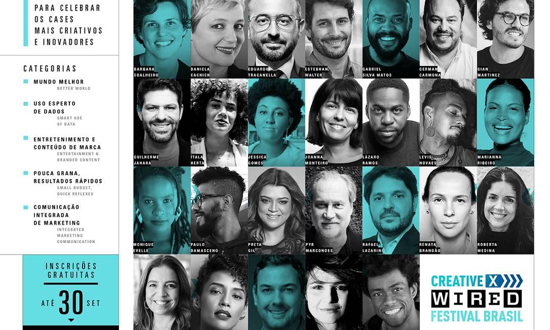 5ª edição do evento tem premiação inédita de cases criativos na publicidade Foto: Divulgação
