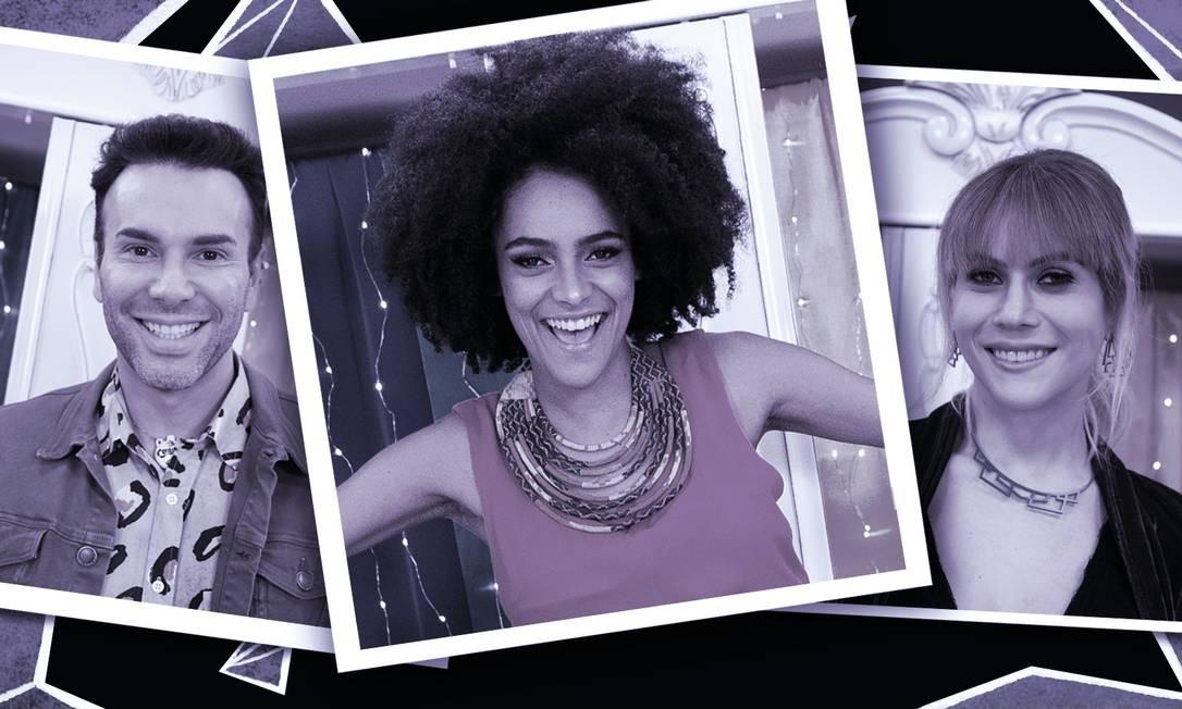 """Websérie """"Orgulho Família"""", lançada esta semana pelo Instagram, celebra o mês do orgulho LGBTI+ Foto: Divulgação com intervenção de Rubens Paiva"""