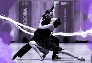 Onda feminista chega ao tango e questiona comportamentos sexistas da dança Foto: AFP