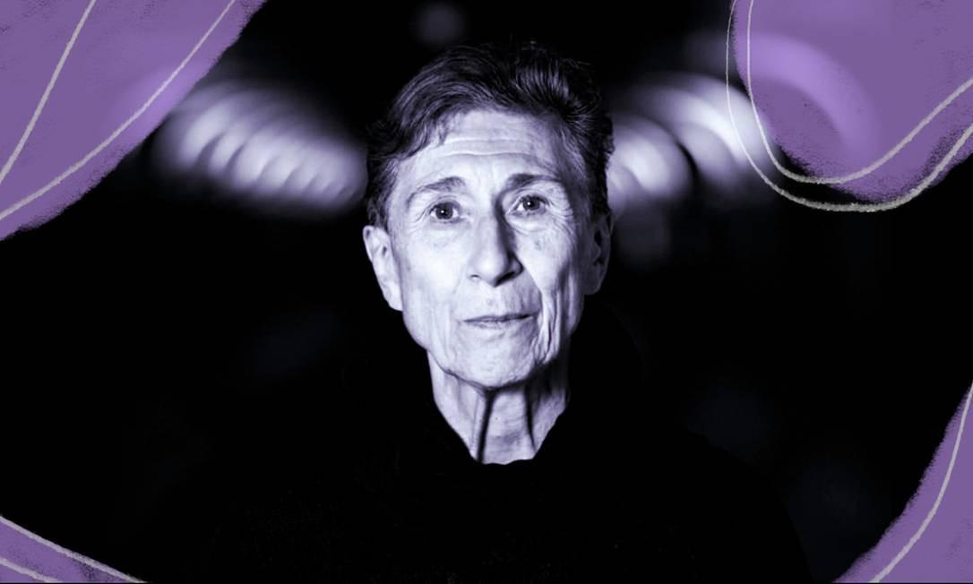 """Silvia Federici, autora do já clássico """"Calibã e a bruxa"""", que trata da relação entre capitalismo e a """"caça às bruxas"""" na época da Inquisição Foto: Divulgação"""