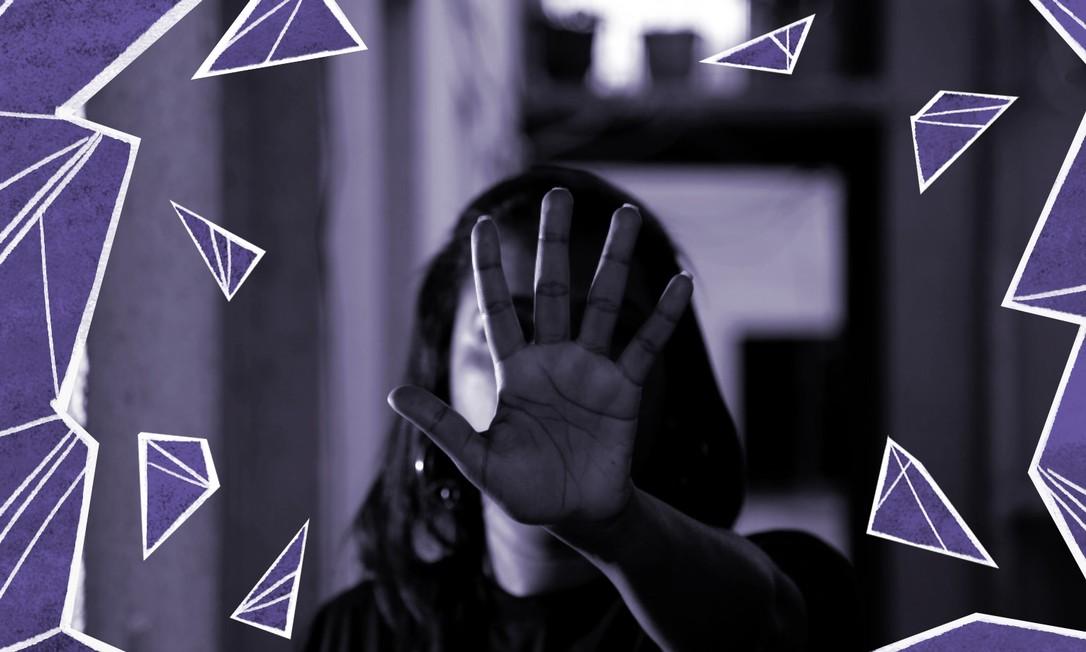 O número de projetos alterando a Lei Maria da Penha aprovados em 2019 foi o maior desde que legislação entrou em vigor, em 2006 Foto: Arte sobre foto de Fábio Rossi / Agência O Globo