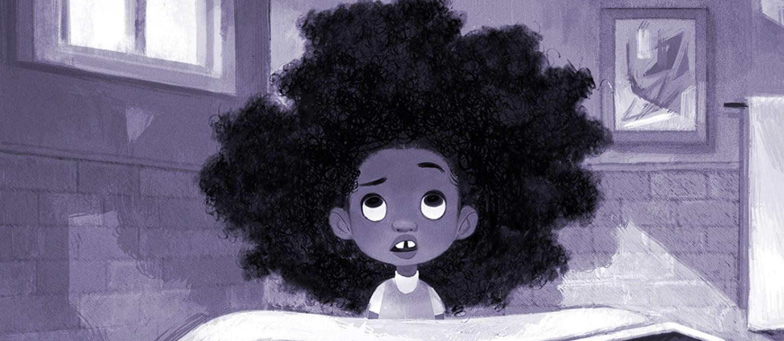 Animação 'Hair Love' Foto: Divulgação