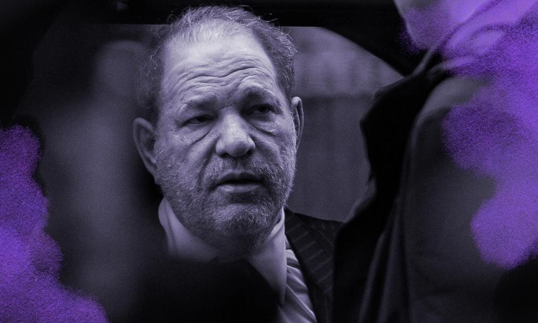 Harvey Weinstein foi denunciado por mais de 80 mulheres desde que o escândalo eclodiu em outubro de 2017, a gênese do movimento #MeToo Foto: Reuters