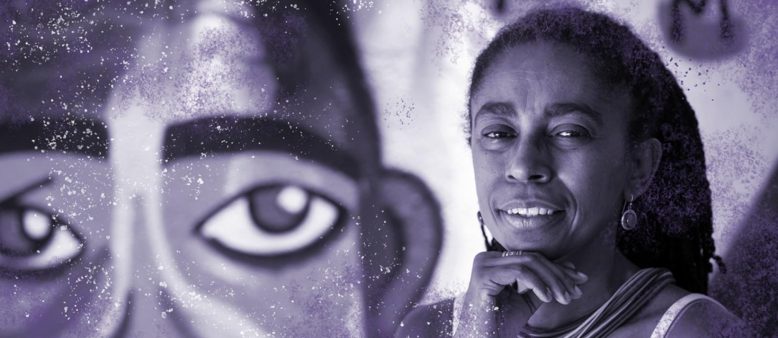 Médica, mestre em engenharia de produção e doutora em comunicação e cultura, Jurema Werneck atua desde os anos 80 em defesa das mulheres negras Foto: Ana Branco / Agência O Globo