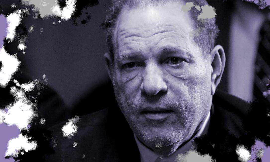 O produtor de cinema Harvey Weinstein agora enfrentam acusações de estupro em Los Angeles Foto: Brendan McDermid/REUTERS