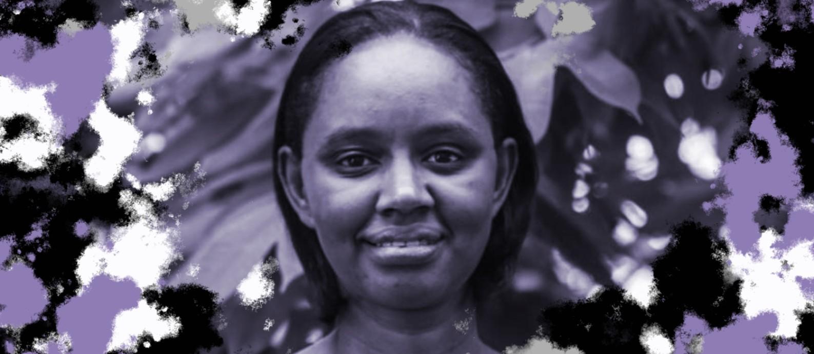 Rita de Cássio Anjos, pesquisadora na área de Astrofísica e uma das vencedoras do prêmio Para Mulheres na Ciência, da L'Oréal Foto: Arquivo Pessoal / Arquivo Pessoal