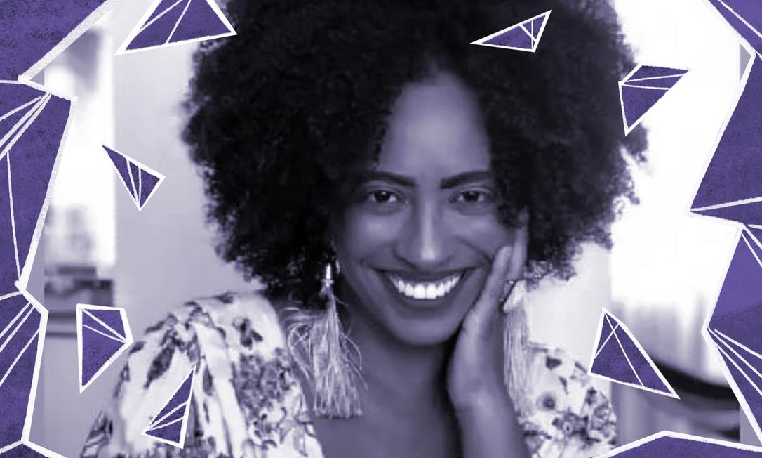 Angélica Ferrarez é professora, pesquisadora e mentora do curso 'Feminismo Negro em 4Atos: sobre Lélias, Kilombas, Angelas e Ciatas' Foto: Divulgação