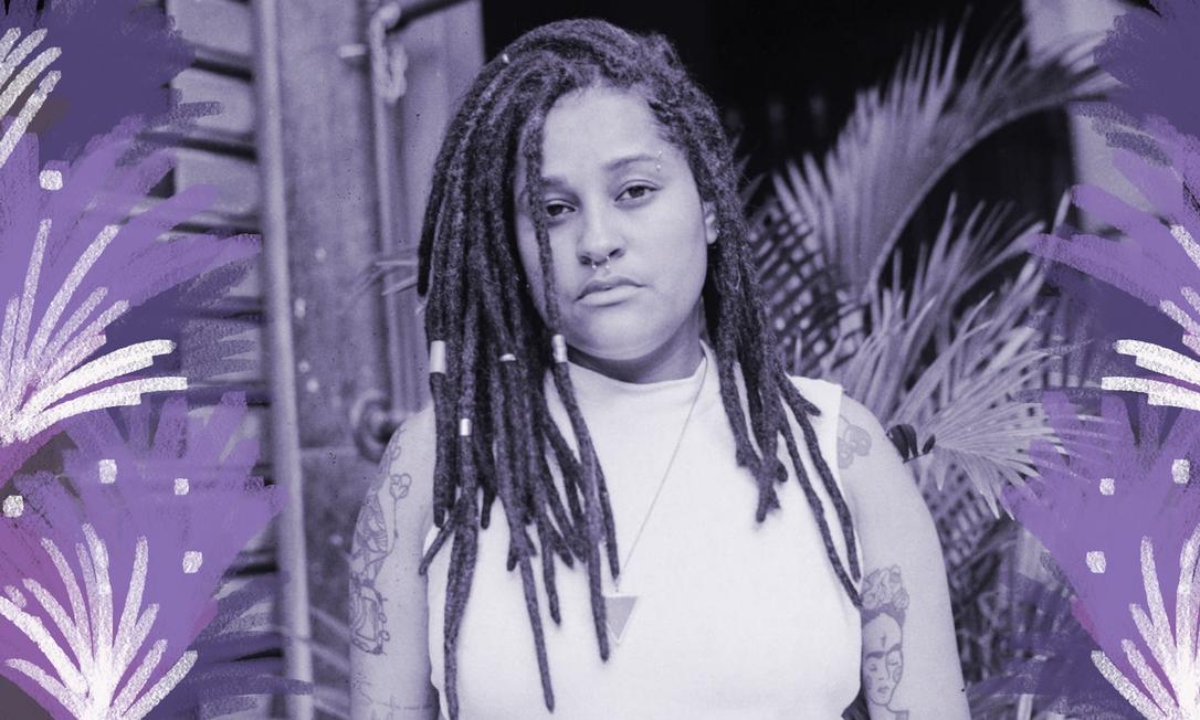 Juliana Almeida, 31, é nordestina, cineasta, fotógrafa e a primeira diretora negra e lésbica de publicidade do Brasil Foto: Divulgação