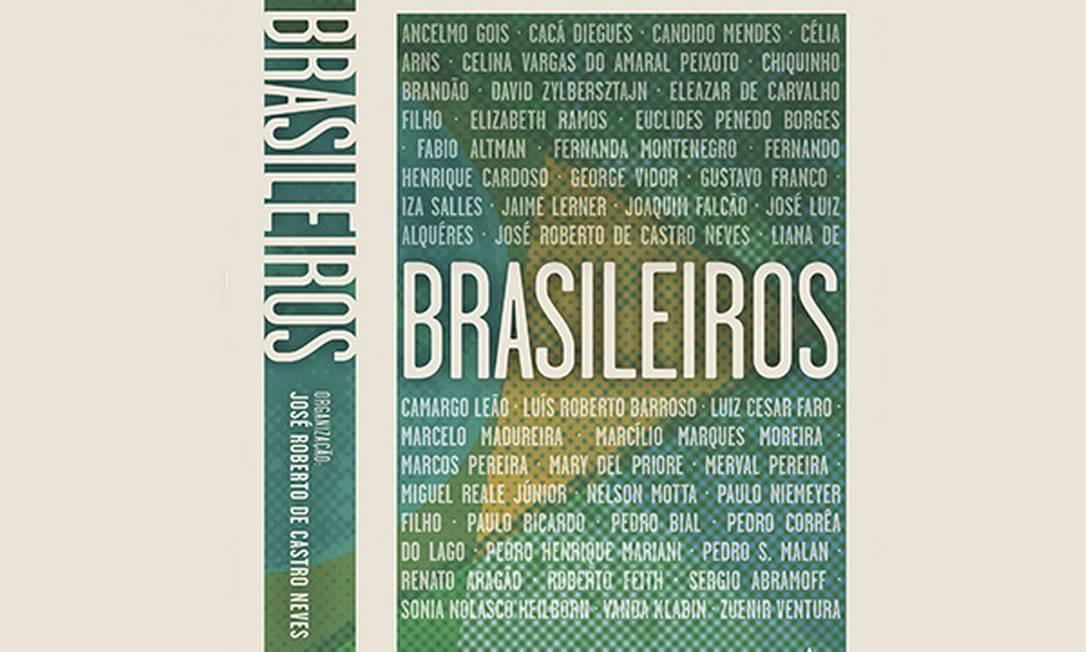Brasileiros ilustres contam as histórias de outros brasileiros ilustres. Foto: Divulgação / Ediouro e PlayLivros