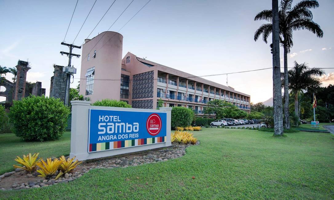 Hotel Samba Angra dos Reis Foto: Divulgação / Samba Hotéis