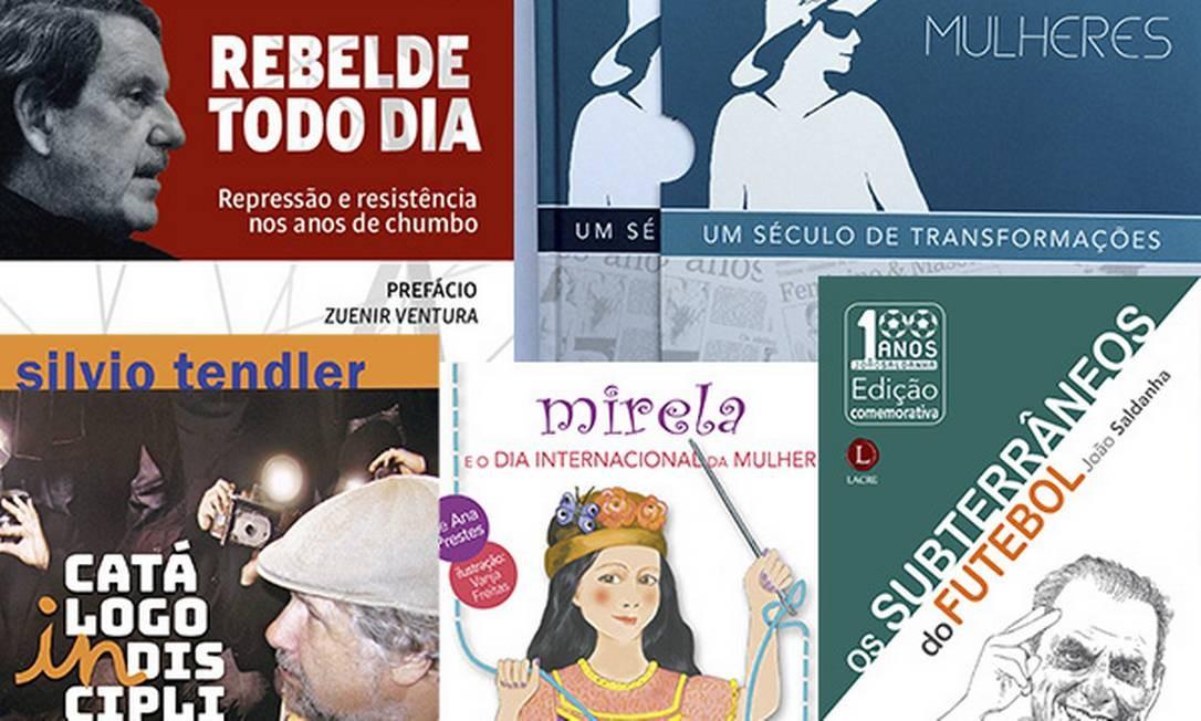 Ficção, jornalismo, biografia, artes e muito mais esperam por você com 30% off. Foto: Divulgação / Editora Lacre
