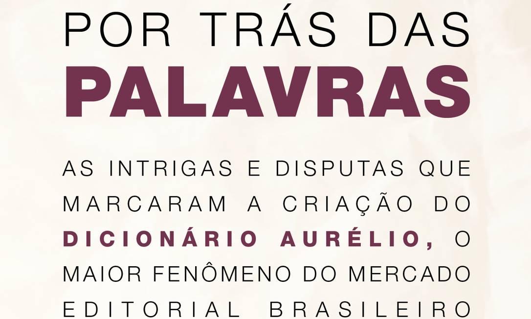 """Capa do livro """"Por trás das palavras"""" Foto: Cezar Motta / Máquina de Livros"""