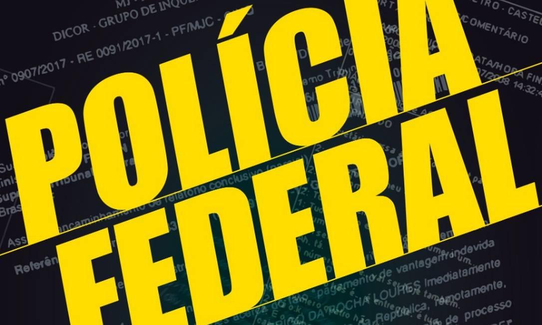 """Capa do livro """"Polícia Federal"""" Foto: Anderson Sanchez / Máquina de Livros"""