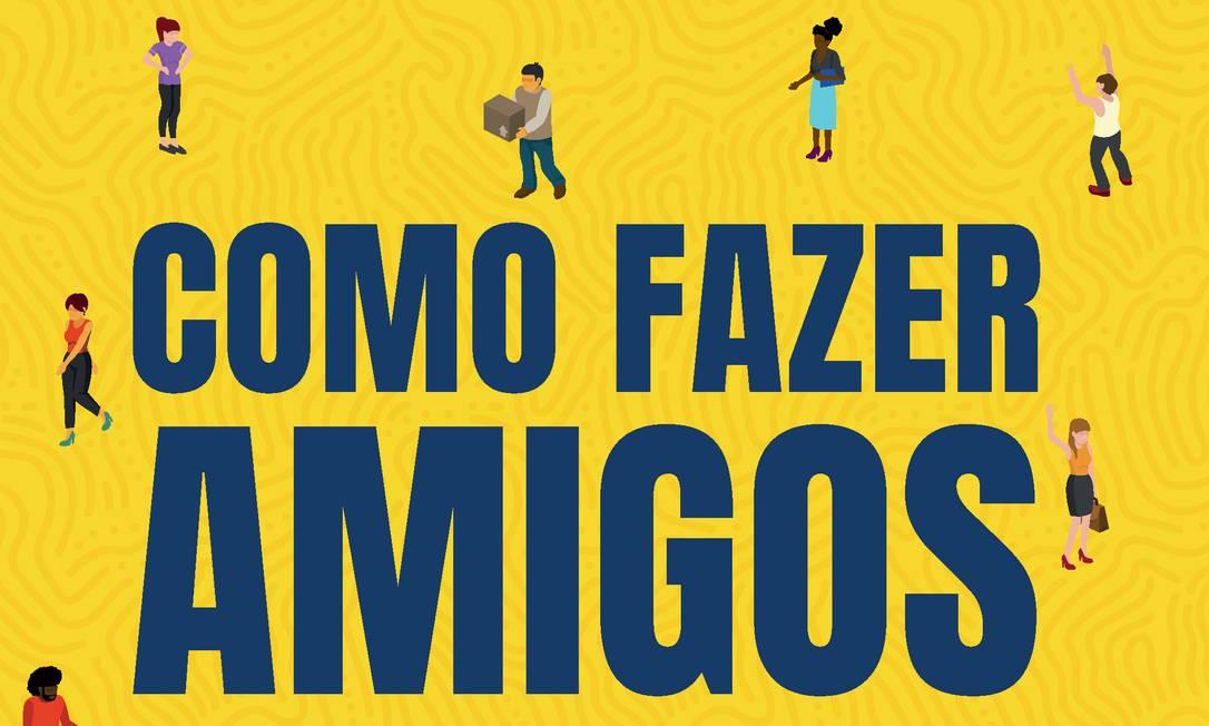"""Capa do livro """"Como fazer amigos e ajudar pessoas"""" Foto: Coquetel / Ediouro & Play Livros"""