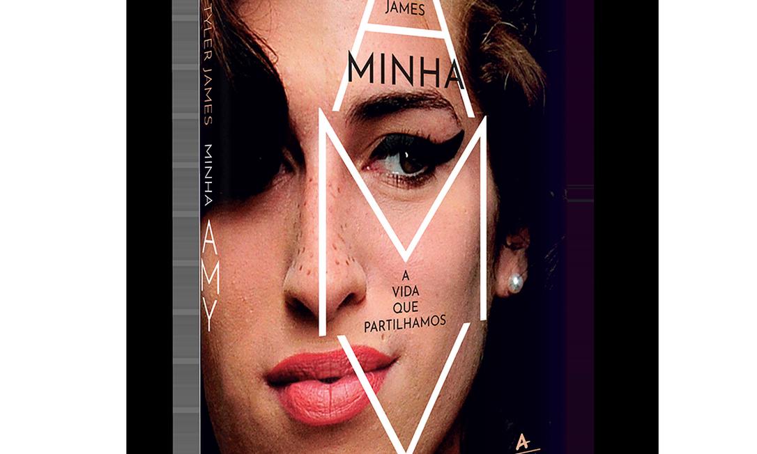 Capa do livro Minha Amy. Foto: Editora Ediouro e Play Livros / Divulgação