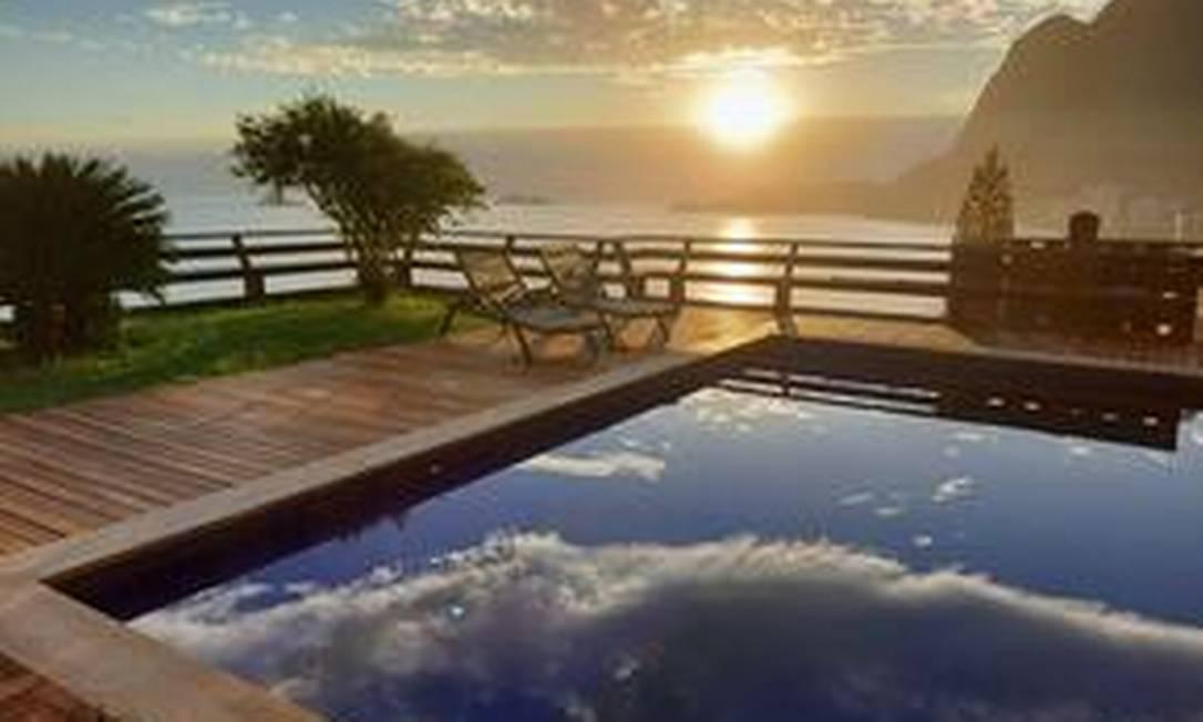 Edição acontece em uma belíssima casa em São Conrado. Foto: Divulgação