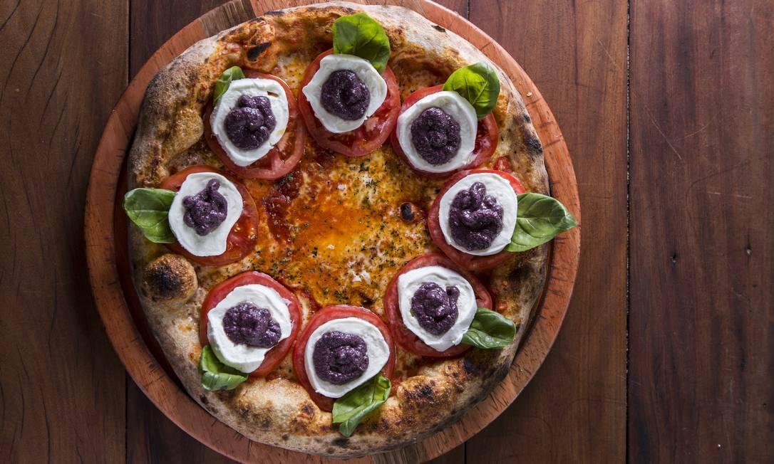 Uma das melhores pizzarias do mundo, sem exagero, e com oferta especial do Clube. Foto: Ricardo Dangelo/divulgação / Bráz Pizzaria