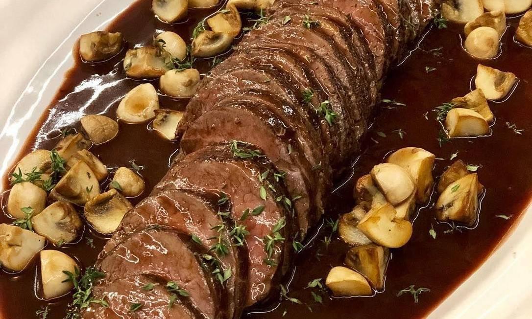Comida brasileira, em porções fartas e com uma oferta especial do Clube. Foto: Divulgação / Casarão Gastronomia