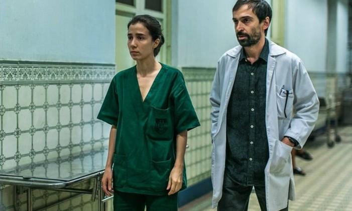 Cena da nova temporada de 'Sob pressão' Foto: TV Globo