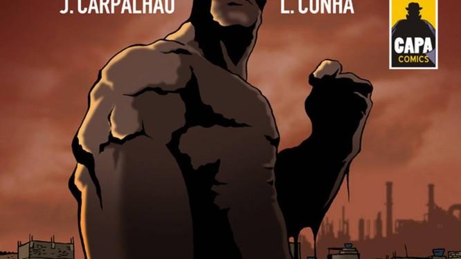 'Detrito', do Capa Comics Foto: Divulgação